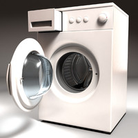 washing machine 3ds