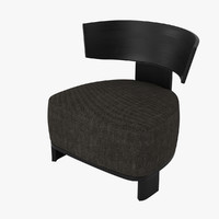 molteni clipper chair