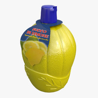 maya lemon juice bottle