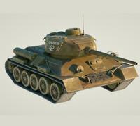max t-34 tank