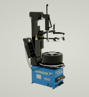 3d tire changer model