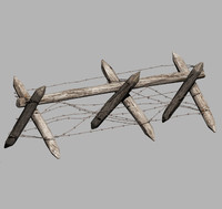 fbx antipersonnel obstacles
