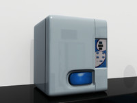 free max model dentist autoclave
