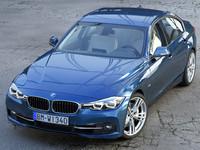 BMW 3 series F30 Sport Line 2016