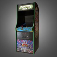 arcade cabinet - pbr obj