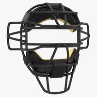 3d catchers face mask generic