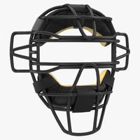 Catchers Face Mask Generic