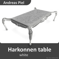 cinema4d harkonnen table