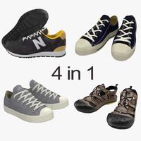 3d sneakers 3