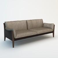 3d diana sofa ritzwell model
