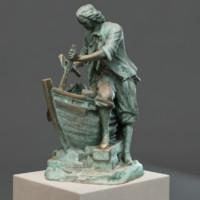 3ds max statue carpenter