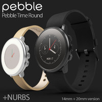 3d pebble smartwatch