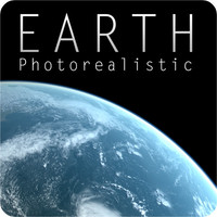 home earth 3d max