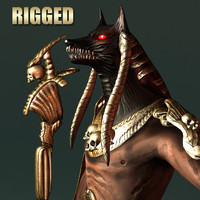 Anubis Monster