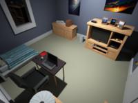 max bedroom