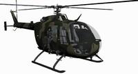 military mbb bo-105 max