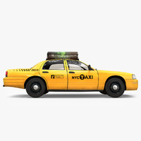 Generic New York Taxi