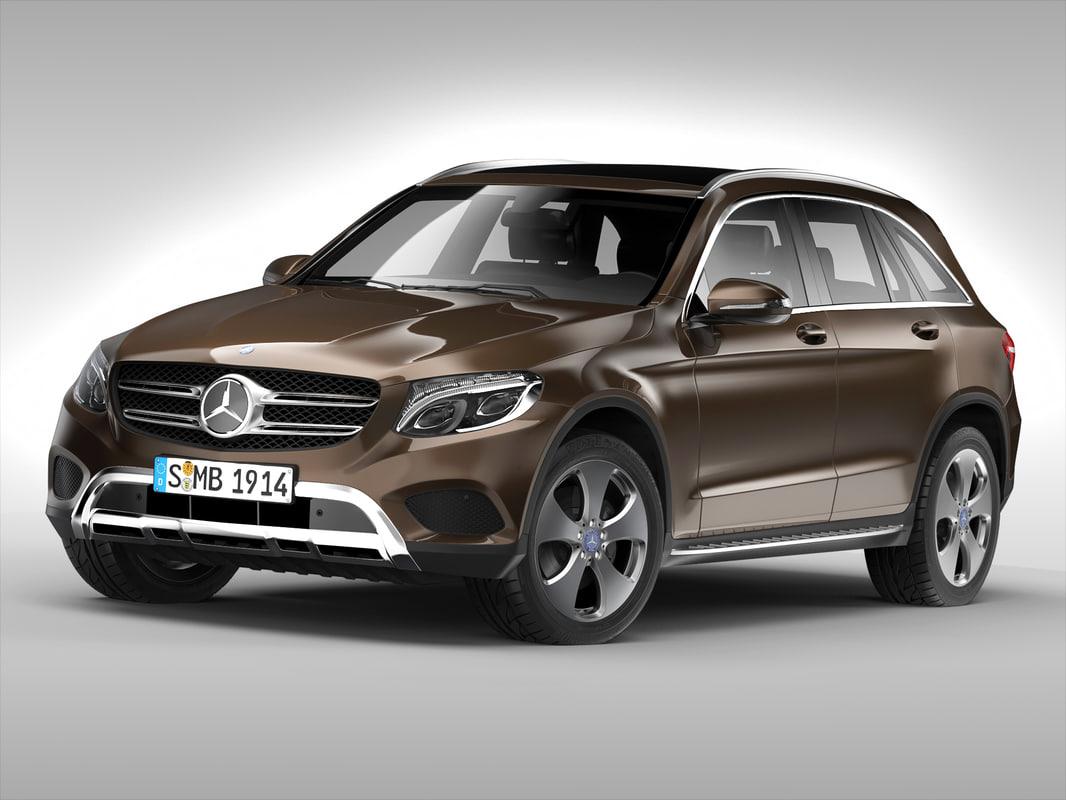 Mercedes Benz GLC Class (2016) - 1.jpg
