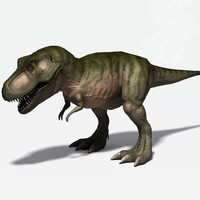 3d rex tyrannosaurus