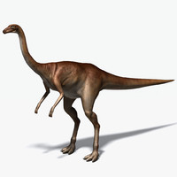 Ornithomimus 3D models