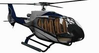 ec-130 eurocopter 3d model