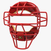 catchers face mask mizuno 3d 3ds