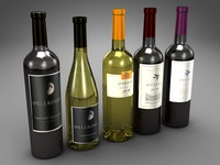 Folio Wine bottles