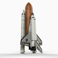 Space Shuttle with Delivery System