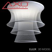 3d model axo light euler
