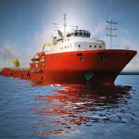 Platform Supply Vessel / AHTS