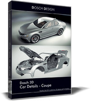 3d car details - coupe