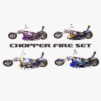 3ds max chopper