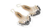 3d model earrings