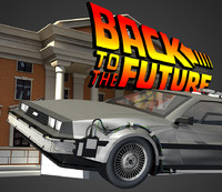 delorean max free