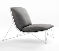 cappellini ant chair obj