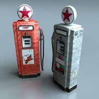 max gasoline pump