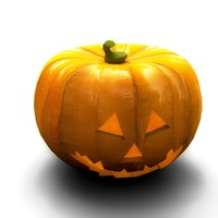 3dm pumpkin