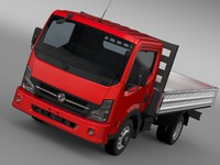 maya dongfeng n300 captain tipper