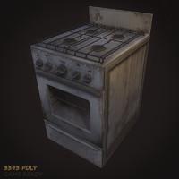 gas stove max