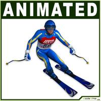 max skier