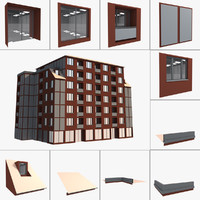 free obj model easy building