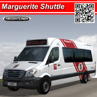 3ds max marguerite public shuttle