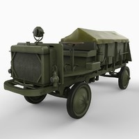 ww1 nash quad truck max
