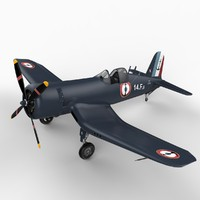 maya f4u vought corsair