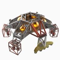msl sky crane max