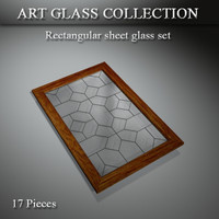 3d art glass