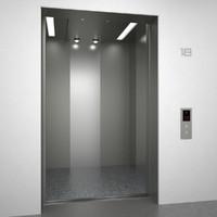 3d elevator sjeq n02 model
