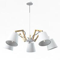 arte lamp pinoccio 3d model