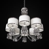 chrome chandelier max