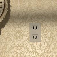 blend outlet interior